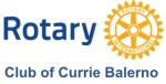Rotary Club of Currie Balerno logo