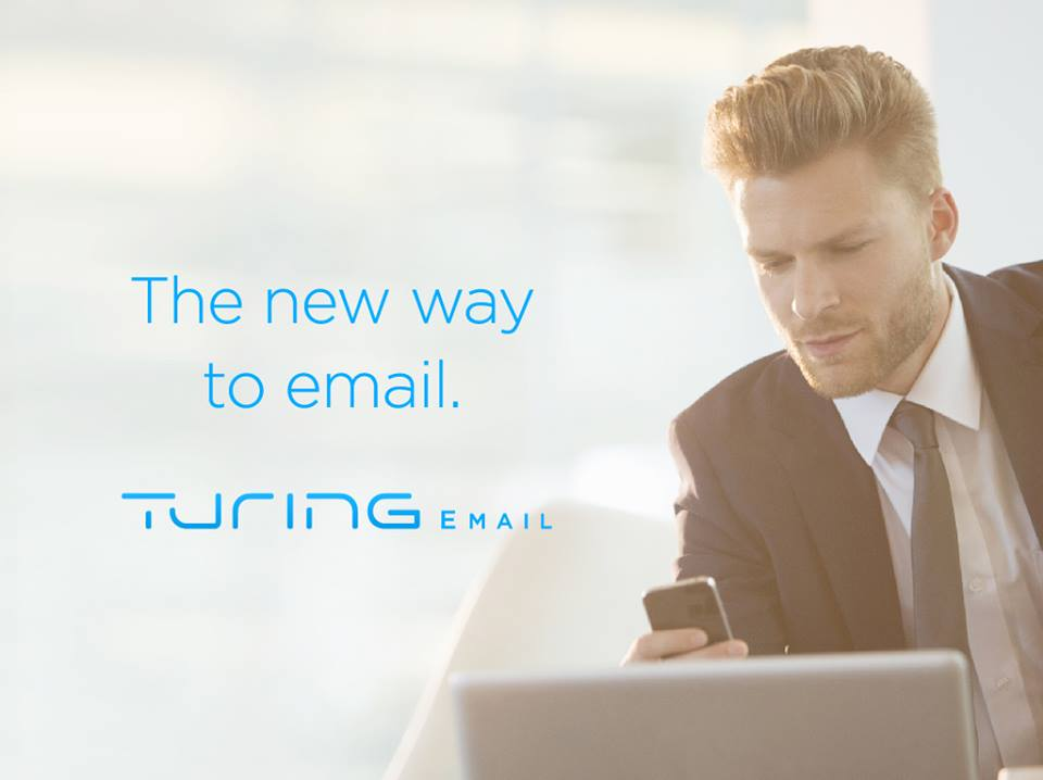 Turing e-mail