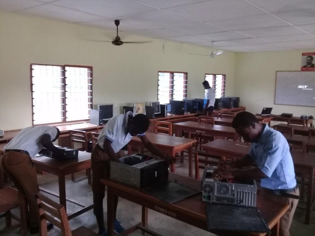 Maintenance and Safety Workshops inGhana
