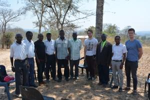 Meetings with Choma Community leaders