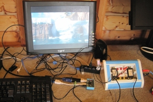 Running movies from a Pi zero