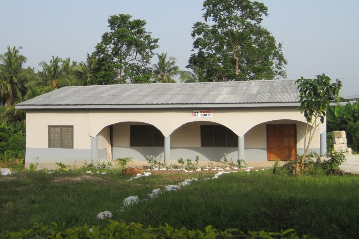 Akoako ICT resource centre