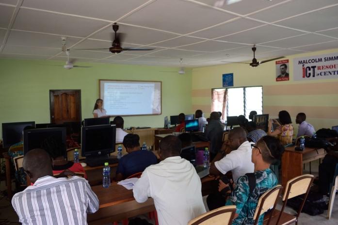 Teacher training, Afoako