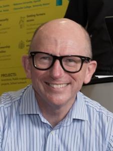 Bernie Hollywood OBE