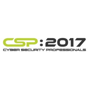 Cyber Security Professionals 2017 logo