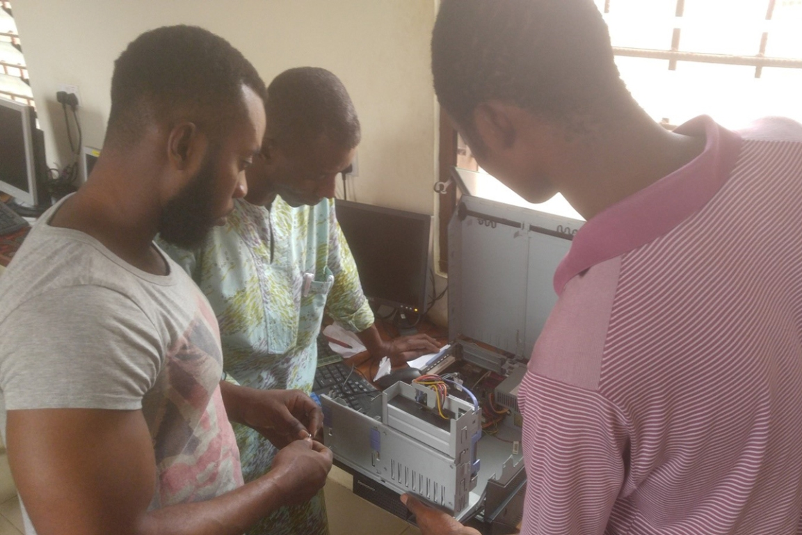 Ghana Maintenance training Accra