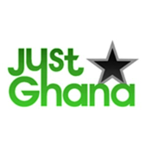 Just Ghana logo