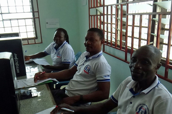 Training ICT teachers in maintenance and repair
