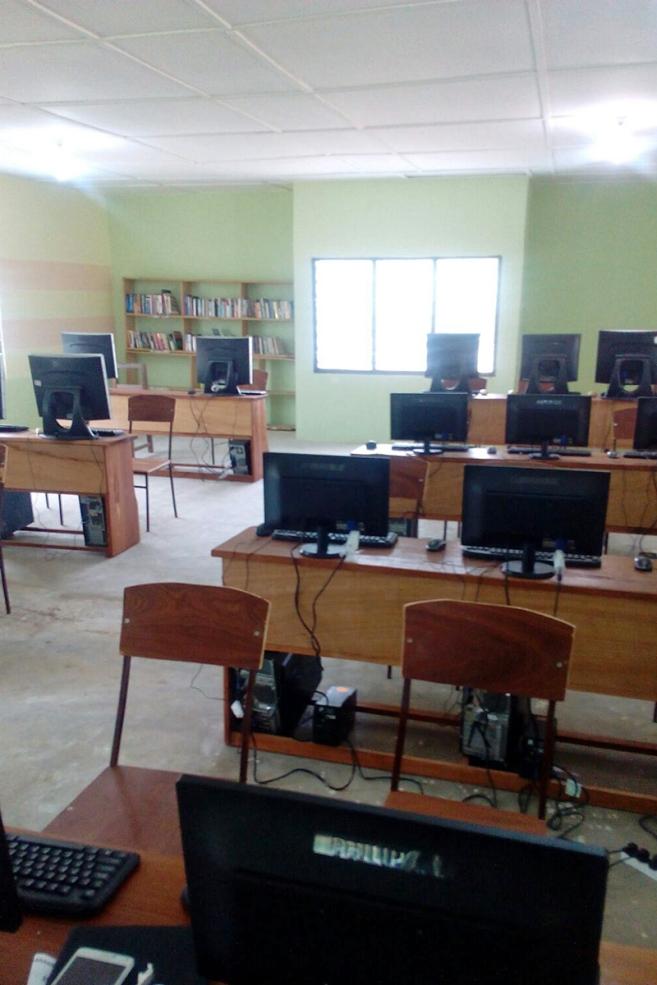 Afoako ICCES computer lab