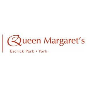 Queen Margaret's, Escrick Park, York logo