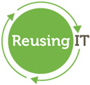 Re-using IT logo