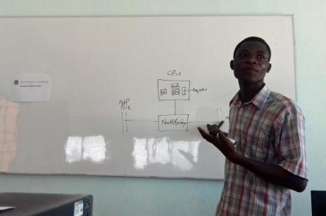 Training ICT teachers