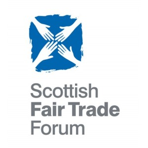 Scottish Fairtrade Forum logo