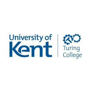 Turing College, University of Kent logo