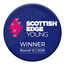 Scottish Edge Young Edge Round 12 winner
