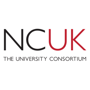 NCUK. The University Consortium logo