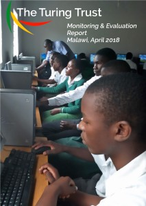 Cover of Monitoring and Evaluation Report, Malawi, April 2018