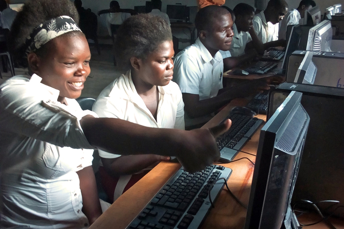 Scottish Government Grant to support digital skills for girls inMalawi