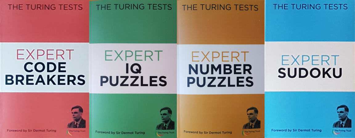 The Turing Tests published
