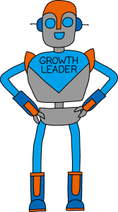 Code Club Growth Leader robot